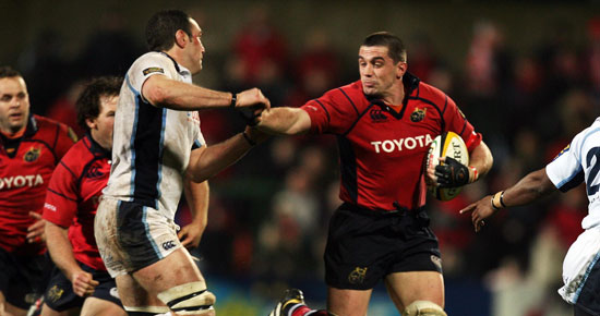 Munster End On A High Note