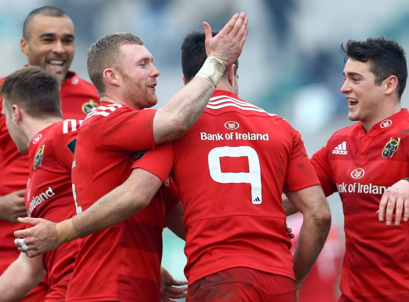 Munster Finish With A Flourish