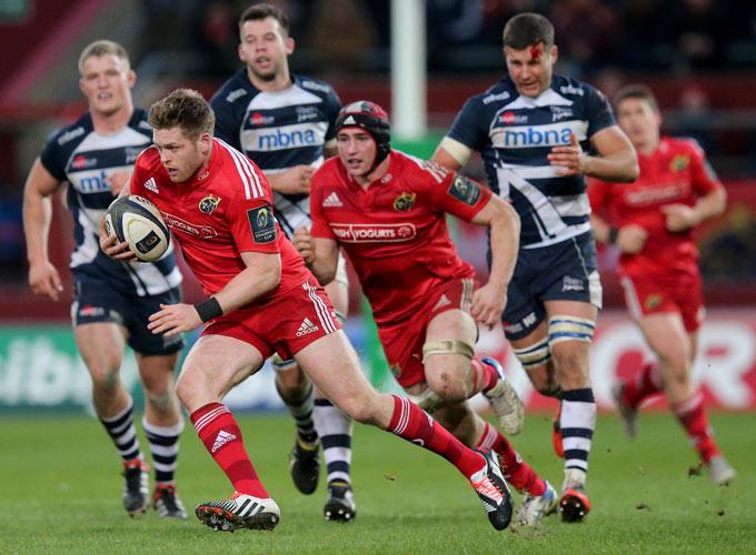 Munster Finish With Flourish