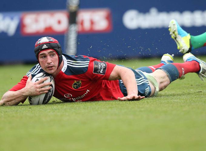 Munster Make Home Advantage Count