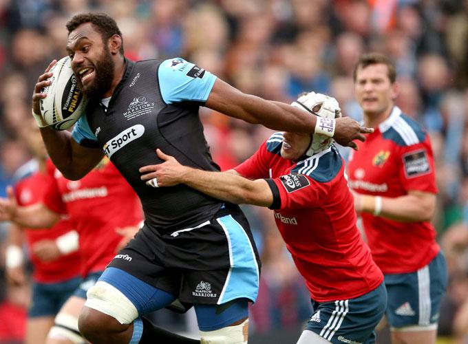 Munster Well Beaten As Warriors Claim Title