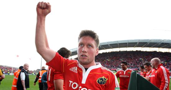 Munster's Heineken Cup Continues