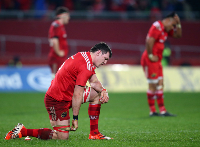Tigers Pounce In Thomond