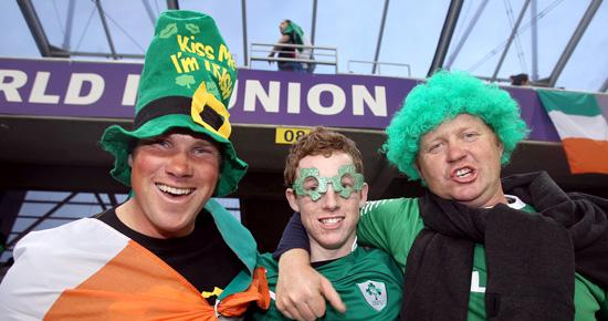 Ireland Through To RWC Quarter Finals