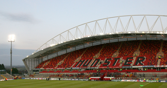 Match Day Information – Munster v Edinburgh