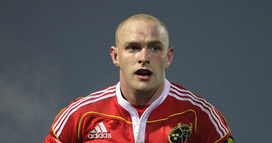 Munster Name Their Heineken Cup Squad