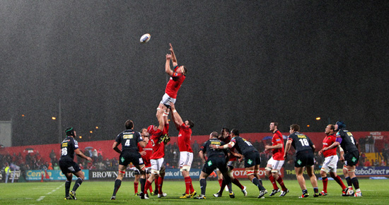 Munster Take To The Road