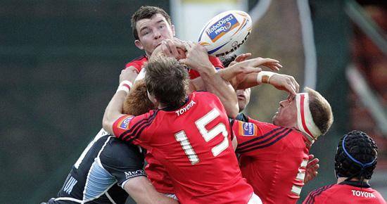 Munster Win