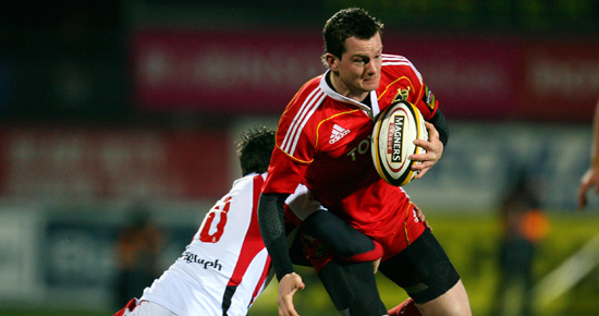 Munster's Wolfhounds Called Into National Squad