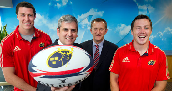 Trend Micro In Partnership With Munster Rugby