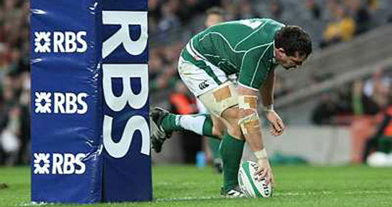 Comfortable and Deserved Victory for Ireland