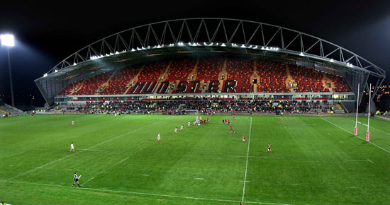 Extra Munster v Glasgow Warriors Tickets to go on Sale