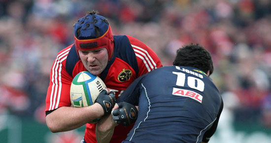 Foley To Lead Munster