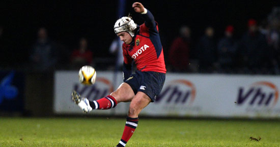 Munster Name Their Squad