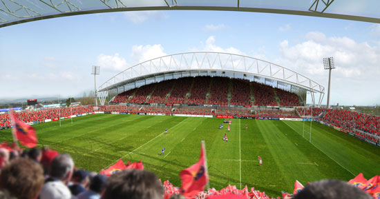 Rugby Returns To Thomond Park.