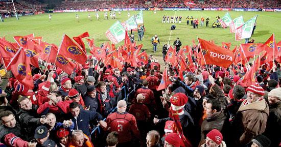 Still No Decision On Ravenhill Fixture