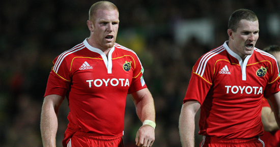 Ireland Squad Named For 2009 Guinness Series