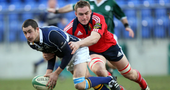 Munster Sign International Under 20