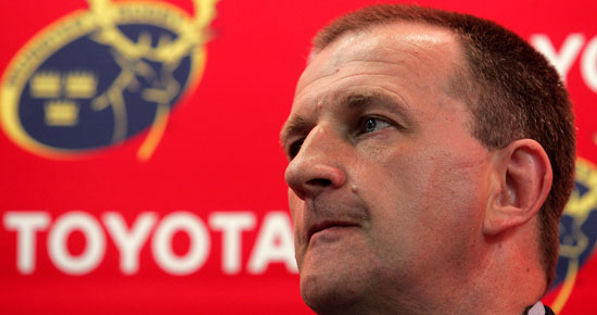 Munster Welcome New Competition