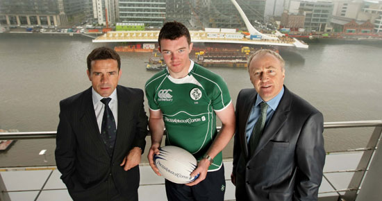 Munster's O'Mahony Leads the Way