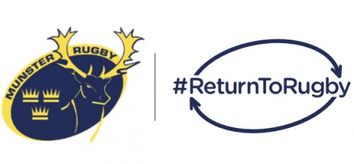 ReturnToRugby Munster
