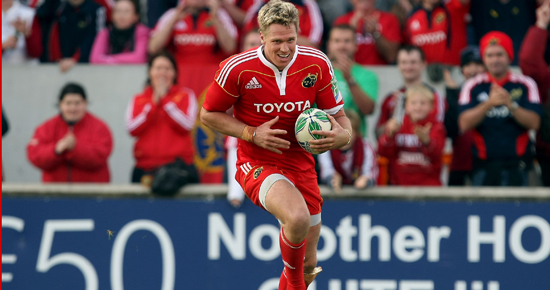 Disappointment for Munster in Ravenhill