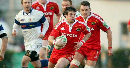 Dowling Back For Munster