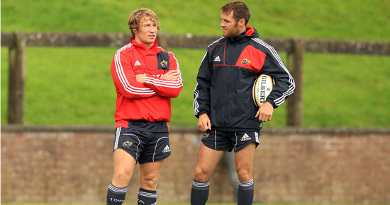 Flannery In The Squad For Toulon.