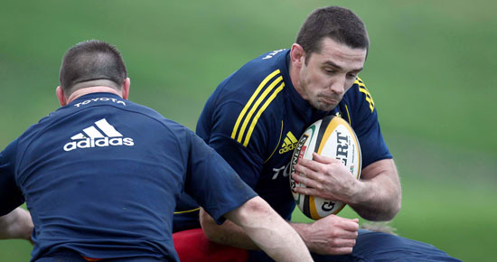 Front Liners Included in Munster Squad