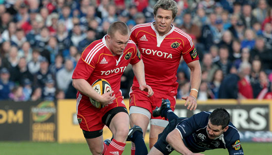Leinster Through To Magners Final