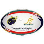 Munster v Australia Commemorative Ball