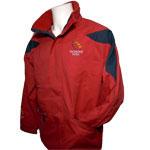 Red Thomond Park Jacket