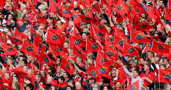 Munster v Leinster – Travelling to the Game