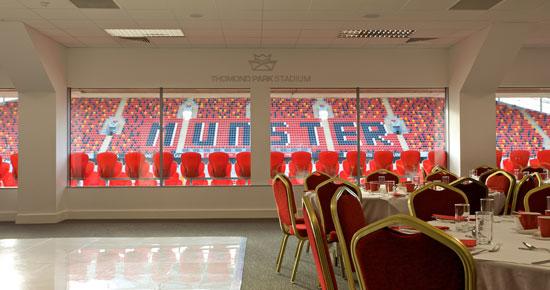 Munster v Ospreys Hospitality Options
