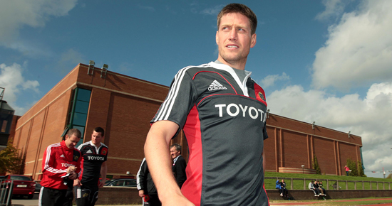 Munster View Latest Video: Return To Heineken Cup