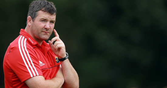 Munster View:  Post Match Reaction With Anthony Foley
