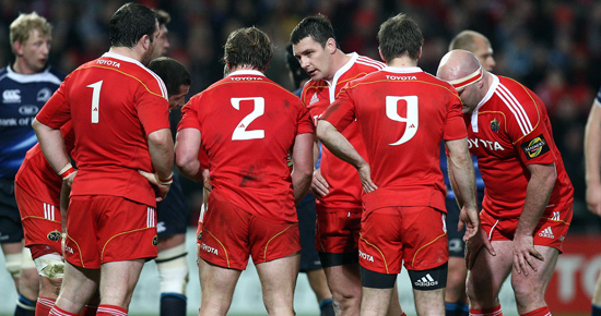 New Video – Post Leinster Team Reaction