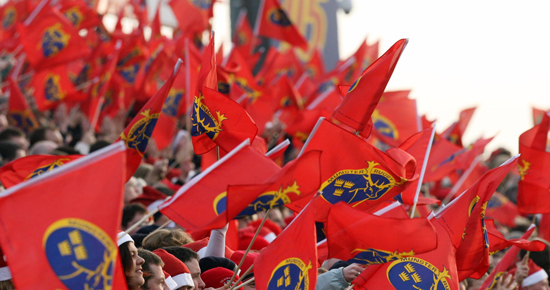 Prizes To Be Won With Munster Rugby