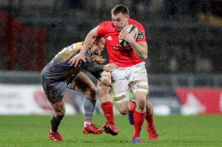 Munster flanker Tommy O
