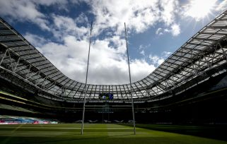 Munster face Leinster at the Aviva Stadium on Friday at 7.35pm.