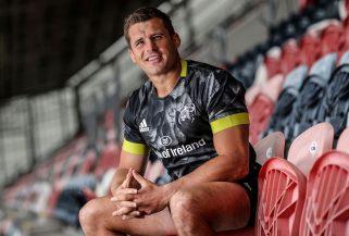 Team Named   Munster Side To Face Scarlets