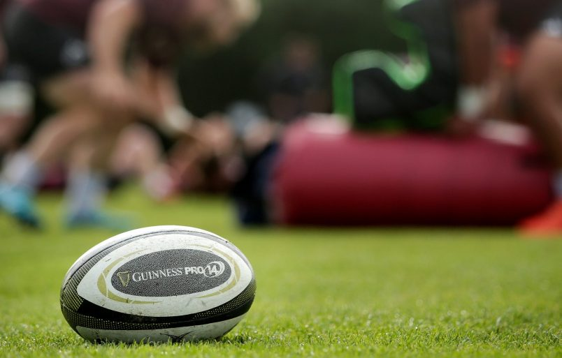 Munster Rugby Training Suspended