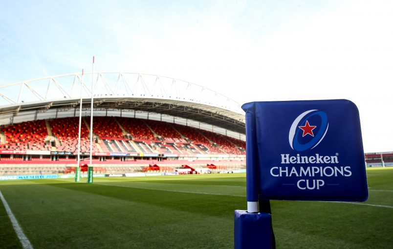 Champions Cup Pool Draw On October 28