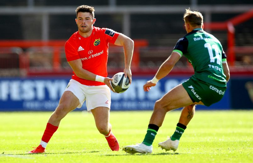 Calvin Nash is in the Munster 7s squad.