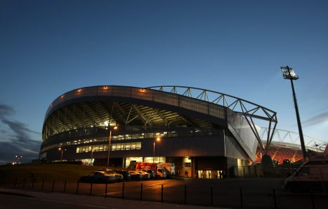 Munster face Cardiff Blues on Monday night at Thomond Park.