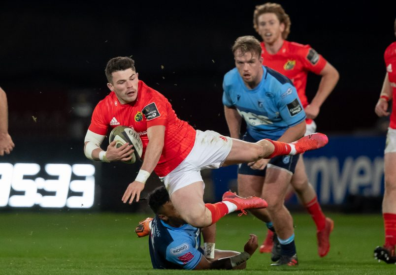Report | Five-Try Munster Make It Three Wins From Three