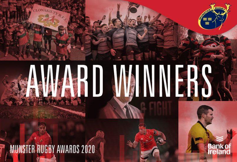 Munster Rugby Awards 2020