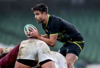 Conor Murray starts for Ireland against Scotland.