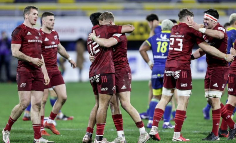 Match Report | Munster Secure Dramatic Comeback Victory In Clermont