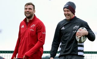 Gallery | Munster Prepare For Leinster At Thomond